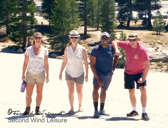Next generation in Yosemite