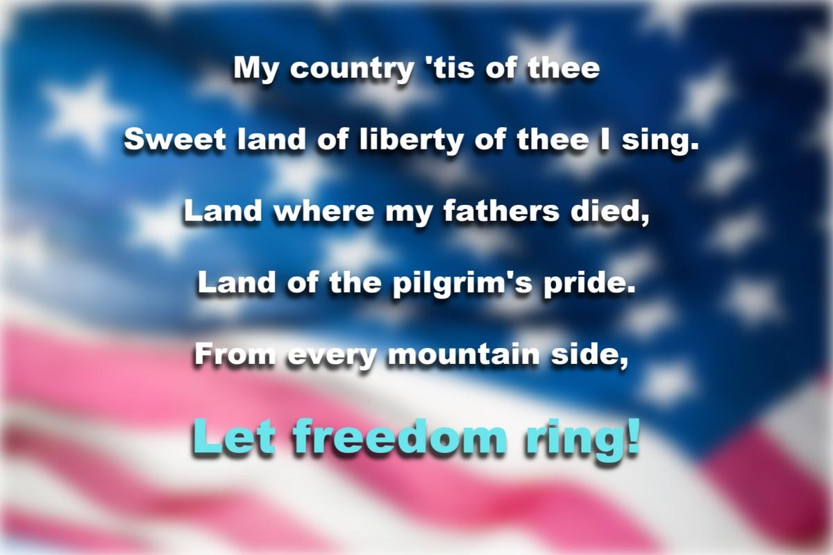 Sunday Stills: Let #Freedom Ring