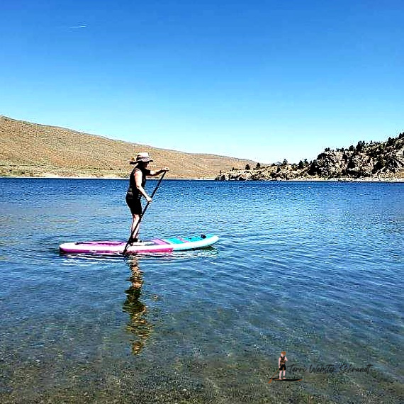 SUPPING Mammoth Lakes