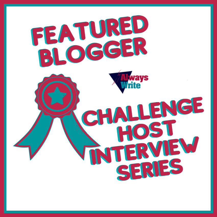 Featured Blogger Graphic