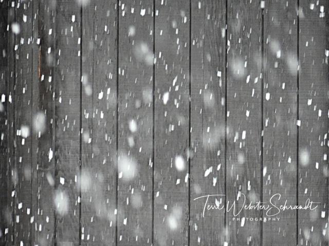 hail, rain mix abstract