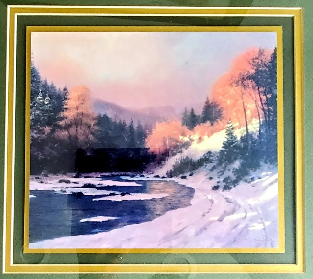 Kinkade American River
