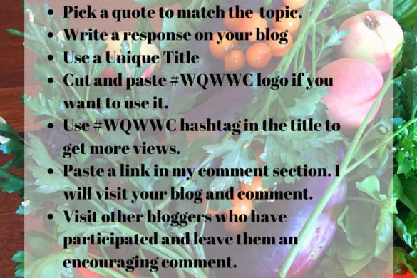 Create a WQWWC Post