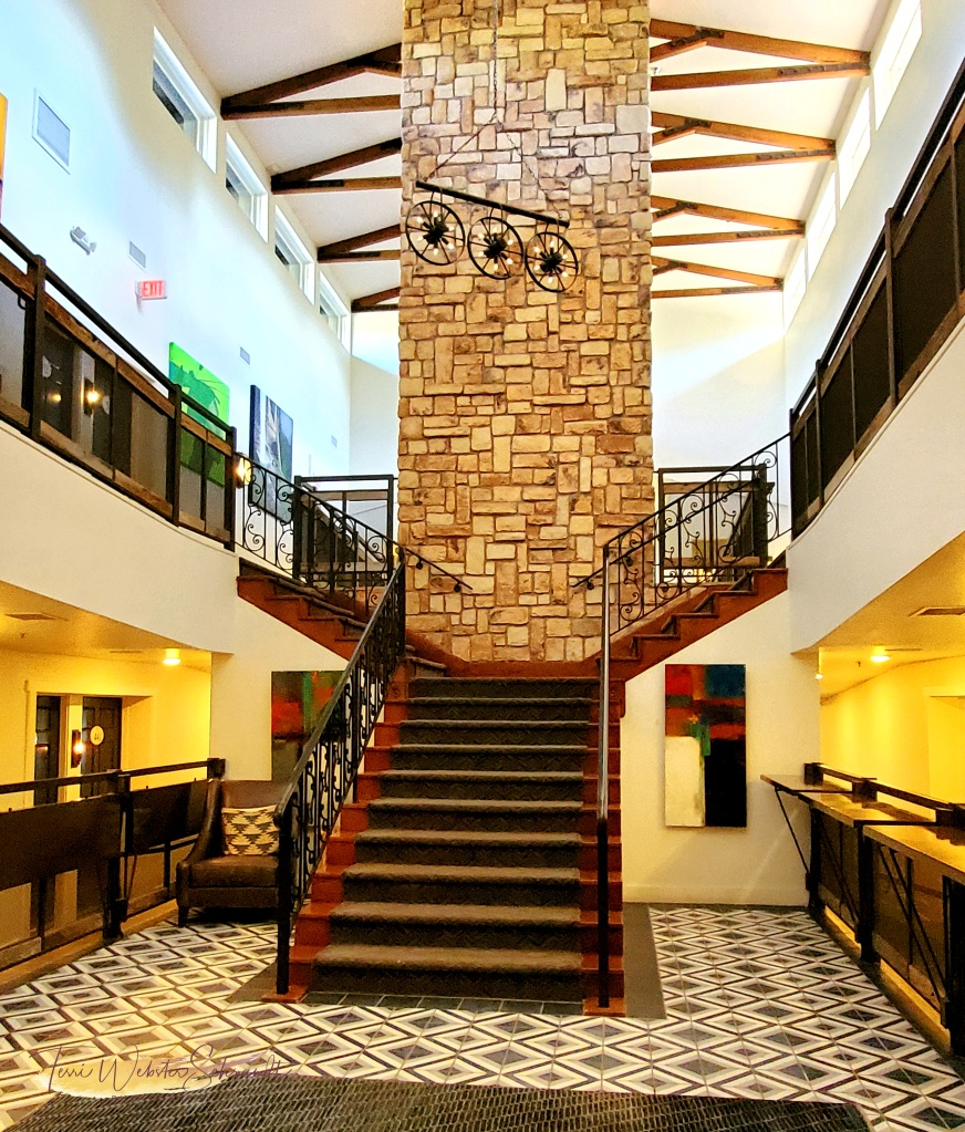 Lobby, Hotel L'Auberege De Sedona